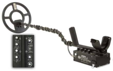 White's Coinmaster metal detector